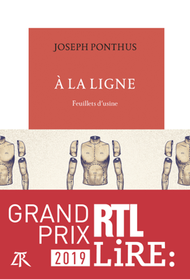À la ligne. Feuillets d'usine - Joseph Ponthus pdf download