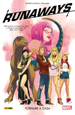 Runaways (2016) 1 (Marvel Collection) - Rainbow Rowell & Kris Anka pdf download