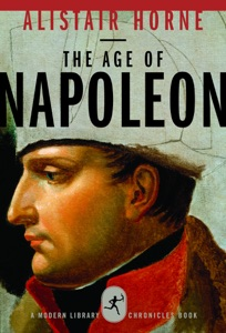 The Age of Napoleon - Alistair Horne pdf download