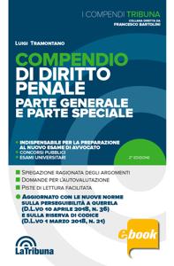 Compendio di diritto penale - Luigi Tramontano pdf download