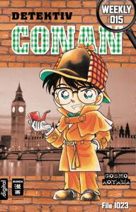 Detektiv Conan Weekly 015 - Gosho Aoyama pdf download