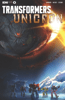 John Barber & Alex Milne - Transformers: Unicron #0  artwork
