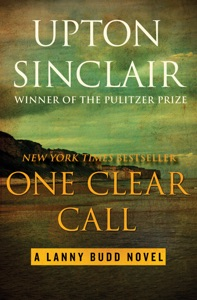 One Clear Call - Upton Sinclair pdf download