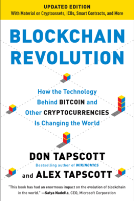 Blockchain Revolution - Don Tapscott & Alex Tapscott