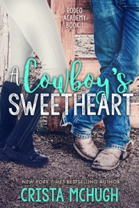 A Cowboy's Sweetheart - Crista McHugh pdf download