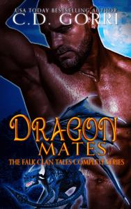 Dragon Mates: The Falk Clan Complete Series - C.D. Gorri pdf download