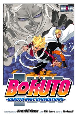 Boruto: Naruto Next Generations, Vol. 2 - Ukyo Kodachi