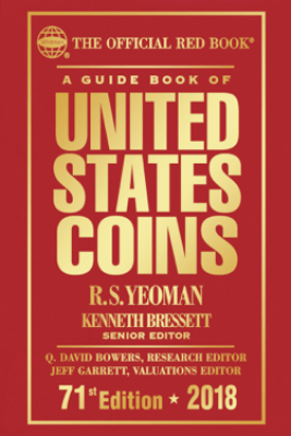 A Guide Book of United States Coins 2018 - R.S. Yeoman & Kenneth Bressett