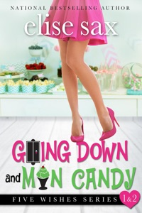 Going Down and Man Candy - Elise Sax pdf download