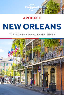 Pocket New Orleans Travel Guide - Lonely Planet