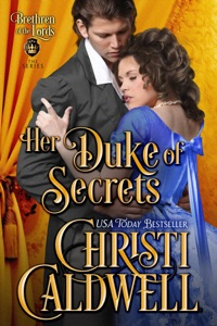 Her Duke of Secrets - Christi Caldwell pdf download