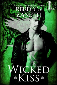 Wicked Kiss - Rebecca Zanetti pdf download