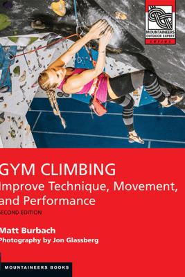 Gym Climbing - Matt Burbach