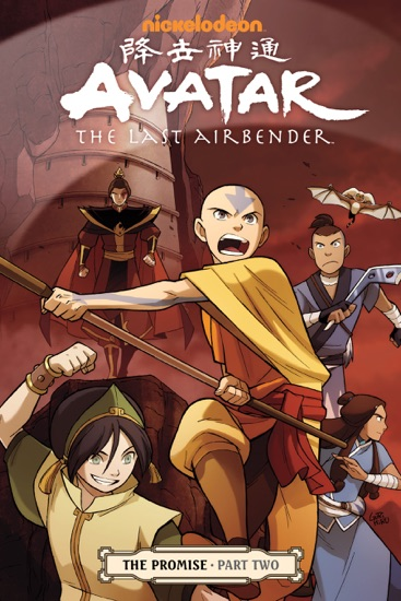 Avatar: The Last Airbender - The Promise Part 2 by Gene Luen Yang & Various Authors pdf download