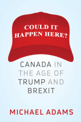 Could It Happen Here? - Michael Adams
