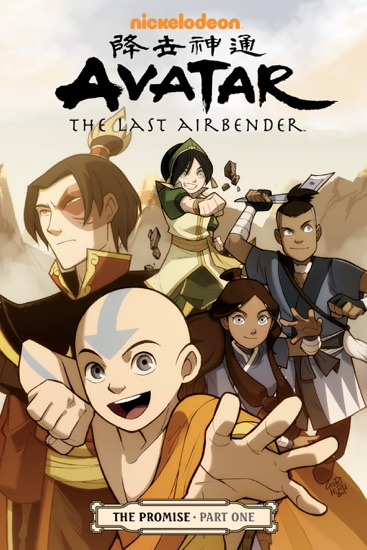 Avatar: The Last Airbender - The Promise Part 1 by Gene Luen Yang & Various Authors PDF Download