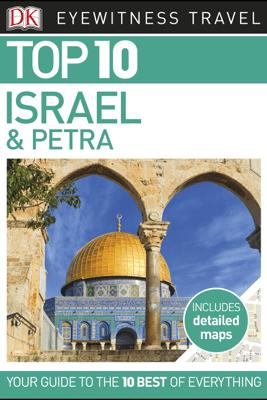 DK Eyewitness Top 10 Israel and Petra - DK Eyewitness