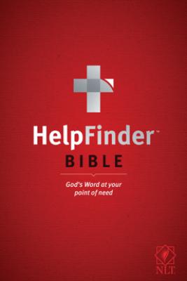 HelpFinder Bible NLT - Ronald A. Beers