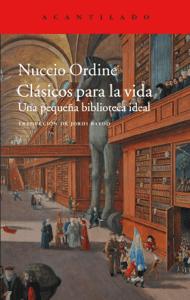 Clásicos para la vida - Nuccio Ordine pdf download