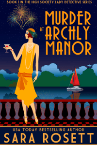 Murder at Archly Manor - Sara Rosett pdf download
