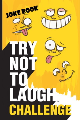 Try Not to Laugh Challenge Joke Book - Crazy Corey