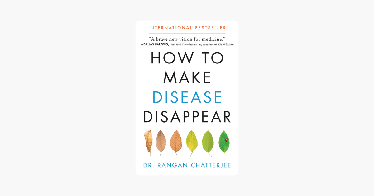 How to Make Disease Disappear on Apple Books