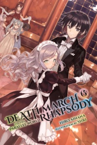 Death March to the Parallel World Rhapsody, Vol. 6 (light novel) - Hiro Ainana pdf download