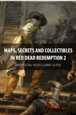 Maps, Secrets and Collectibles in Red Dead Redemption 2 - Jacek Halas & GRY-Online S.A.