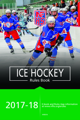 2017-18 Ice Hockey Rules Book - NFHS