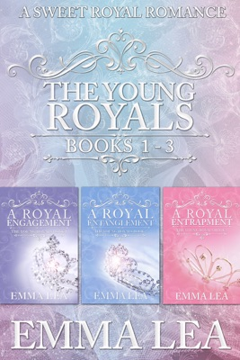 The Young Royals Books 1-3 - Emma Lea pdf download