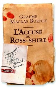 L'Accusé du Ross-shire - Graeme Macrae Burnet pdf download