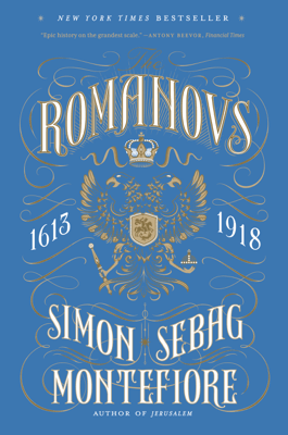 The Romanovs - Simon Sebag Montefiore pdf download