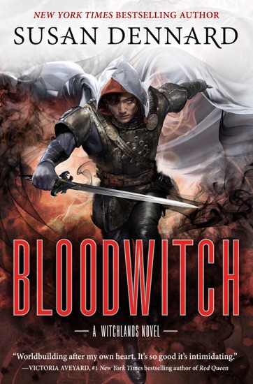Bloodwitch by Susan Dennard PDF Download