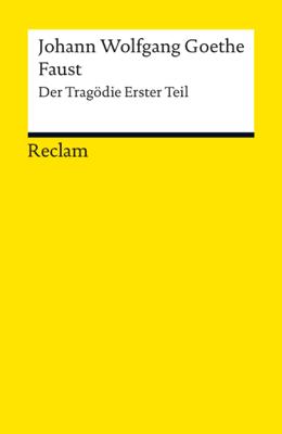Faust. Erster Teil - Johann Wolfgang von Goethe pdf download
