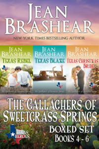 The Gallaghers of Sweetgrass Springs Boxed Set Two - Jean Brashear pdf download