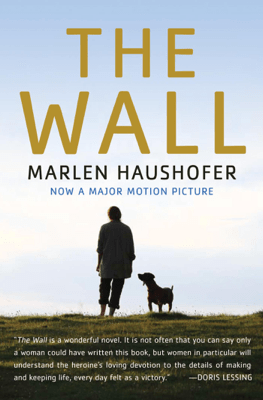 The Wall - Marlen Haushofer pdf download