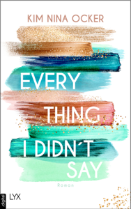 Everything I Didn't Say - Kim Nina Ocker pdf download