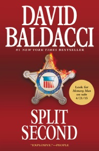 Split Second - David Baldacci pdf download