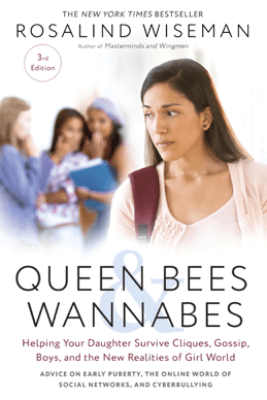 Queen Bees and Wannabes, 3rd Edition - Rosalind Wiseman