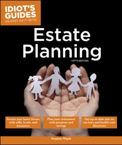 Estate Planning, 5E - Stephen Maple pdf download