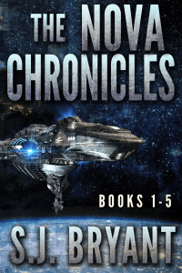 The Nova Chronicles: Books 1-5 - S.J. Bryant pdf download