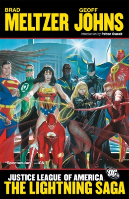 Justice League of America Vol. 2: The Lightning Saga - Geoff Johns, Brad Meltzer & Ed Benes pdf download