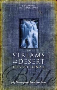 NIV, Streams in the Desert Bible, eBook - L. B. E. Cowman & Jim Reimann pdf download