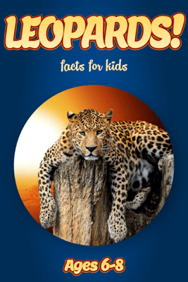 Facts About Leopards For Kids 6-8 - Cindy Bowdoin