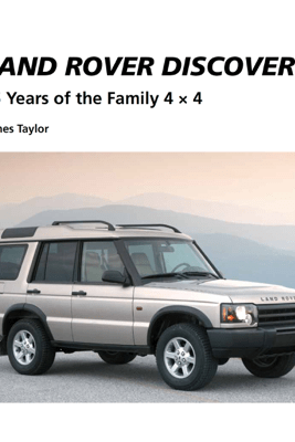 Land Rover Discovery - James Taylor