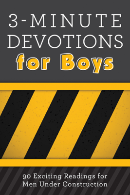 3-Minute Devotions for Boys - Glenn Hascall