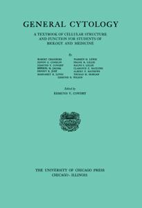 General Cytology - Edmund Vincent Cowdry pdf download