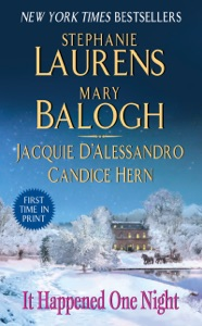 It Happened One Night - Stephanie Laurens, Mary Balogh, Jacquie D'Alessandro & Candice Hern pdf download