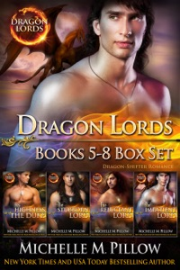 Dragon Lords Books 5 - 8 Box Set - Michelle M. Pillow pdf download