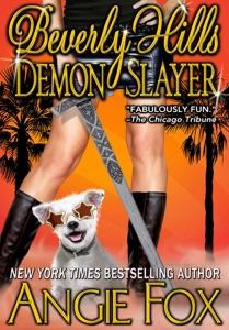 Beverly Hills Demon Slayer - Angie Fox pdf download